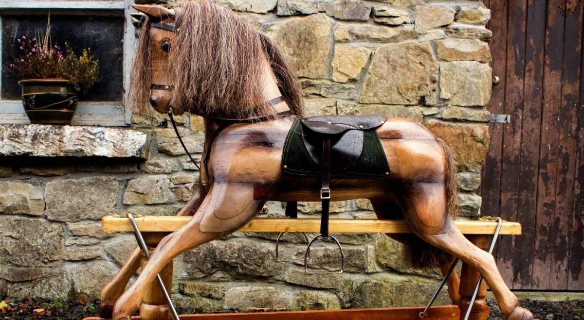 Celtic Rocking Horses